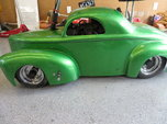 1941 WILLYS COUPE GO CART  for sale $2,200