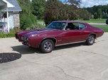 1969 Pontiac GTO  for sale $39,990