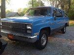 1984 Chevrolet C20 Suburban