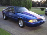 1989 Mustang LX Street/Strip