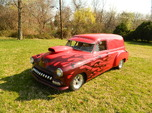 52 CHEVY SEDAN DELIVERY  SELL OR TRADE