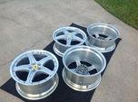 "Ferrari 575 19"" Modular Wheel Set  for sale $8,000"