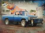 CHEVROLET 4X4 PULL TRUCK NTPA SUPER STOCK CHAMPION  for sale $50,000