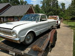 1962 Ford Ranchero  for sale $2,000