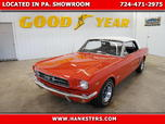 1965 Ford Mustang  for sale $34,900