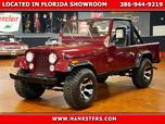 1981 Jeep Scrambler  for sale $29,900
