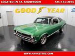 1968 Chevrolet Nova  for sale $34,900