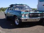 1970 Chevelle + 28ft Trailer Combo  for sale $44,000