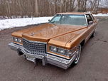 1976 Cadillac DeVille  for sale $27,500