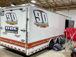 Enclosed trailer  for sale $11,500