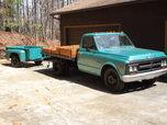 1970 GMC C35/C3500 Pickup