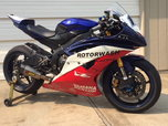2009 R6 Race/Trackday - turn-key  for sale $5,500