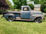1950 Chevrolet 3100 5 Window Truck