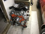1970 Corvette motor and...  for sale $4,000