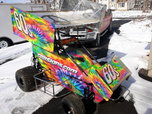 600 MICROSPRINT  TEAM SELLOUT  for sale $10,000