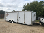 24 FT CLASSIC ENCLOSED  for sale $4,995