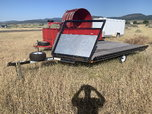 ITM 2 Place Snowmobile Trailer  for sale $1,750