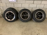 Forgestar d5 wheels and Mickey Thompson tires Ford Mustang&n  for sale $2,500