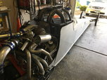 Chrome moly /nhra certified to 6.5sec dragster  for sale $25,000