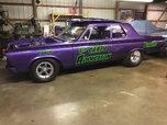 65 Plymouth Belvedere race car