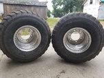 Nichols pulling tires  for sale $1,800