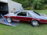1986 Ford Mustang Fox Body (Rolling)  for sale $9,500