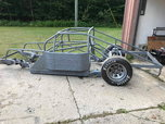New (never raced) chassis & several parts for sale  for sale $10,000
