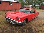 1960 Ford Thunderbird  for sale $12,500