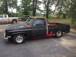 1987 Chevy Truck  555ci F2 ProCharger