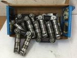 USED CRANE BB CHEVY HYDRAULIC ROLLER LIFTERS  for sale $400