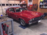 1969 Chevelle SS  for sale $35