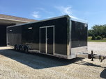 2018 32ft. Aluminium Race Trailer  for sale $25,500