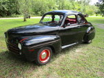 1947 FORD BUSINESS COUPE W/BACK SEAT