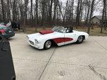 61 Corvette Roadster - all Fresh BBC/Glide