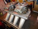 BBF sheet metal intake  for sale $2,500