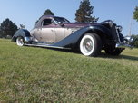 1935 Auburn Speedster with removable hardtop  for sale $75,000