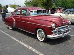 1950 Chevrolet Styleline Deluxe  for sale $10,900