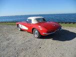 1961 corvette 2 tops  for sale $46,500