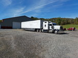 48 foot 2 car lift gate trailer  for sale $35,000