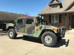 1992 AM General Hummer  for sale $16,000
