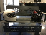 RICK'S SPEED SHOP HELMENT SALE  for sale $204.50