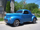 1941 Willys coupe TRADES