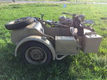 1941 BMW R75  for sale $18,800