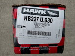Hawk Performance DTC-70 Rear Race Disc Brake Pad HB227U.630   for sale $150