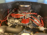 1965-66 Ford 289 HIPO K-code engine.  Excellent conditi