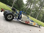 2005 Halfscale outlaw 7.90 Bobby Ducote's Warpath Jr  for sale $7,000