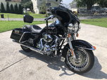 2010 Harley Davidson Road King With only 3500 miles  for sale $11,500