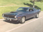 1970 Plymouth Cuda  for sale $68,000