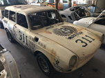 1970 VW Squareback Der Schnitzerlwagen Multiple Time Winner  for sale $1,500