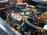 1958 ford 300,built 390, top loader 4sp. calf. body. trade